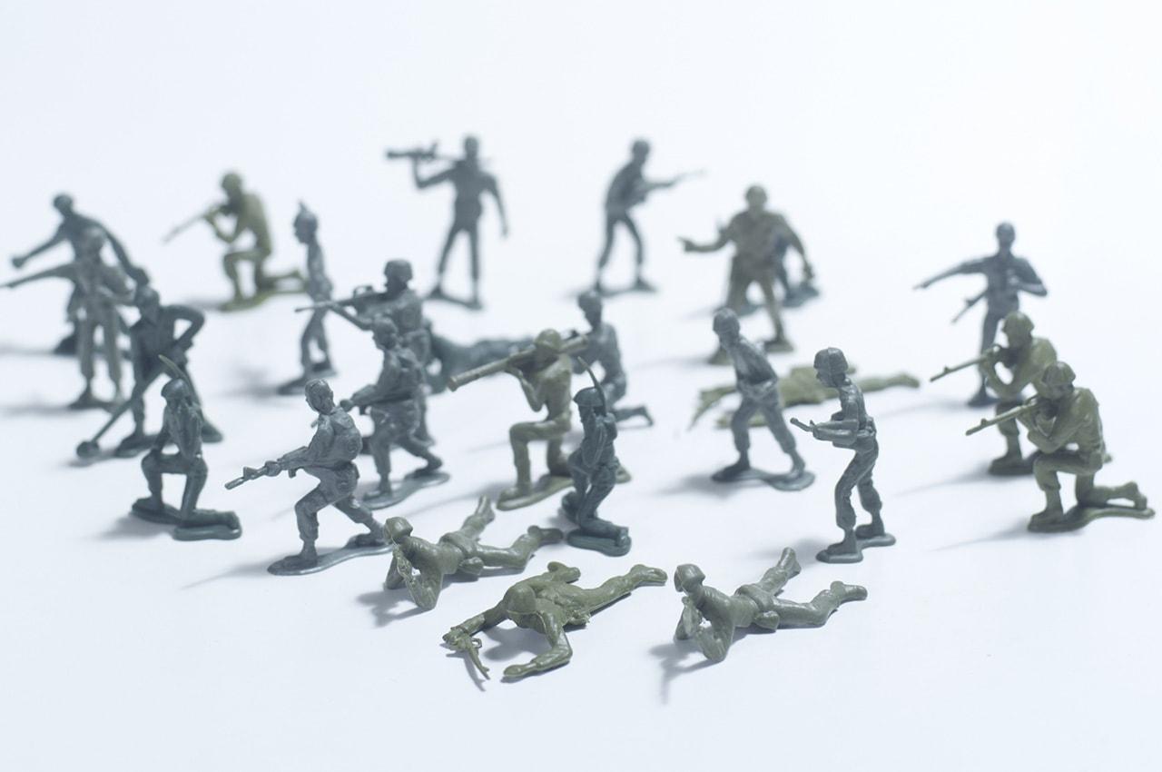 アリ界の最強は軍隊アリ!?