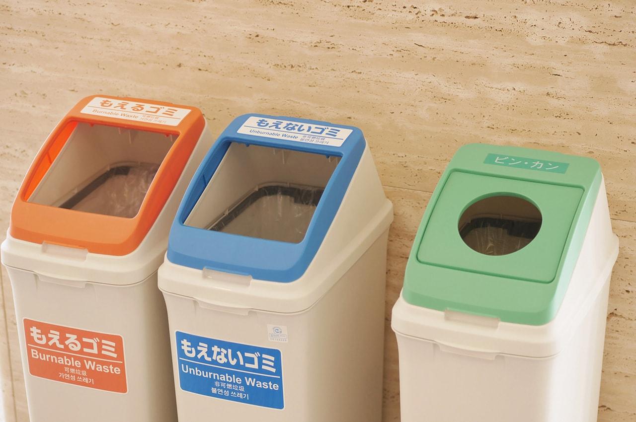 生ゴミはすぐにゴミ捨て場へ